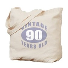 90th Birthday Gifts For Him Tote Bag