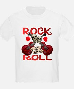 Real Rock N Roll 4 Ever T-Shirt