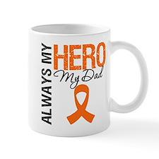 Leukemia Hero Dad Mug