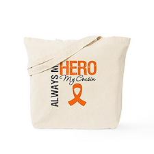 Leukemia Hero Cousin Tote Bag