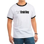 Crab Boy Ringer T