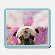 Fluffy Annie Mousepad