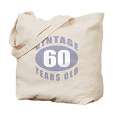 60th Birthday Gifts For Him Tote Bag