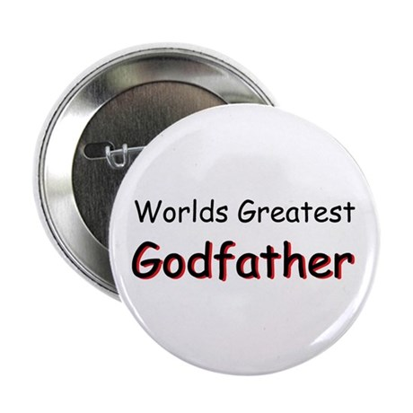 """Greatest Godfather 2.25"""" Button (10 pack)"""