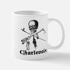 Charlevoix Pirate Mug