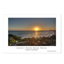 California Coast - PCH Postcards (Package of 8)