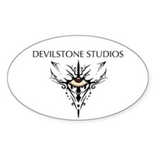 DevilStone Studios Oval Decal
