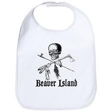 Beaver Island Pirate Bib