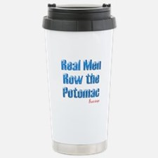 Real Men Row The Potomac Stainless Steel Travel Mu