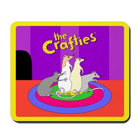 """The Crafties"" Ratpad"