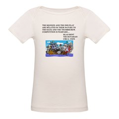 bridge game Organic Baby T-Shirt