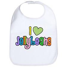 Jellybeans Bib