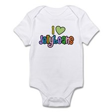 Jellybeans Infant Bodysuit