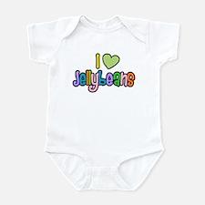 Jellybeans Infant Bodysuit