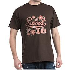 Pretty Pink Sweet 16 T-Shirt