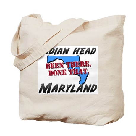 indian head maryland - been there, done that Tote