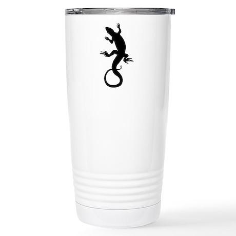 Cool Reptile Lizard Stainless Steel Travel Mug