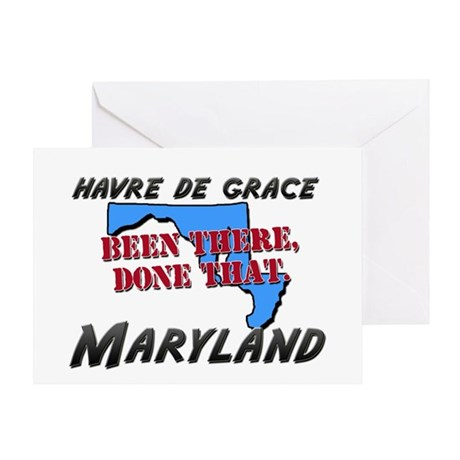havre de grace maryland - been there, done that Gr