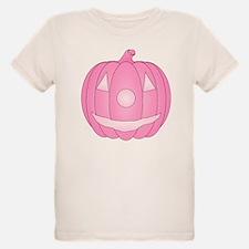 Pink Jack O'Lantern T-Shirt