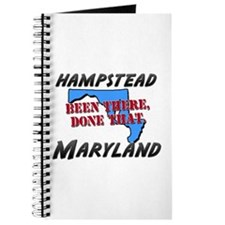 hampstead maryland - been there, done that Journal