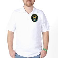 Thin Blue Line Never Forgotten T-Shirt