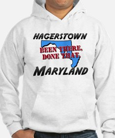 hagerstown maryland - been there, done that Jumper Hoody