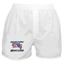 hagerstown maryland - been there, done that Boxer