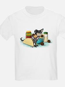 Taco-Paco & Meatball Chihuahu T-Shirt