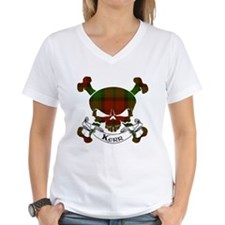 Kerr Tartan Skull Shirt