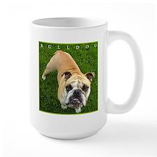 Large-Sized Bulldog Lover's Mug