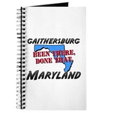 gaithersburg maryland - been there, done that Jour