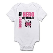 BreastCancerHero Mother Infant Bodysuit