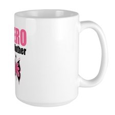 BreastCancerHero Mother Mug