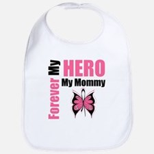 BreastCancerHero Mommy Bib