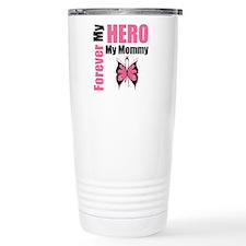 BreastCancerHero Mommy Travel Mug