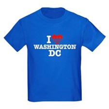 I Love Washington DC T