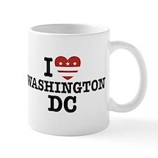 I Love Washington DC Mug