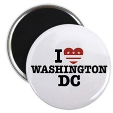 I Love Washington DC Magnet