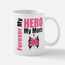 BreastCancerHero Mom Mug