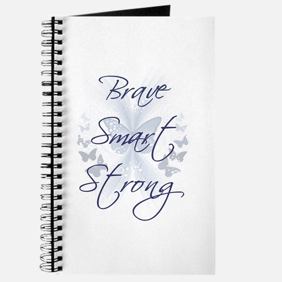 Brave Smart Strong Journal