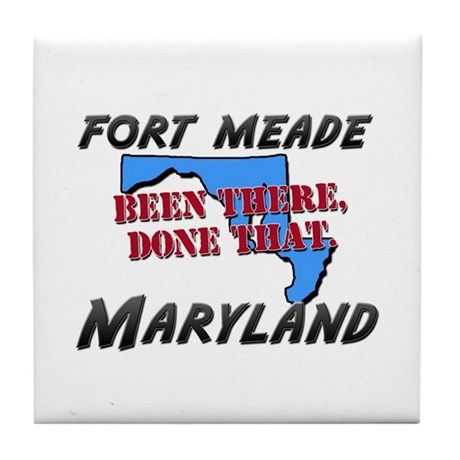 fort meade maryland - been there, done that Tile C