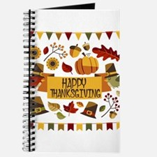 happy thanksgiving day! Journal