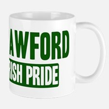Crawford irish pride Small Small Mug