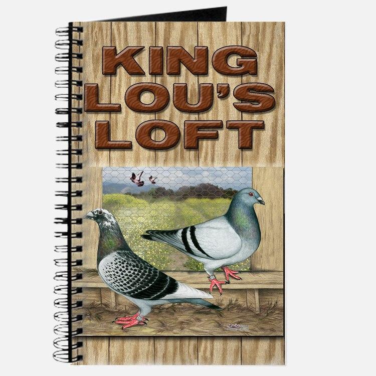 King Lou's Loft Journal Journal