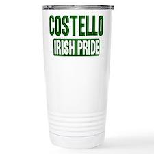 Costello irish pride Travel Mug