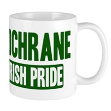 Cochrane irish pride Small Mug