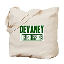 Devaney irish pride Tote Bag