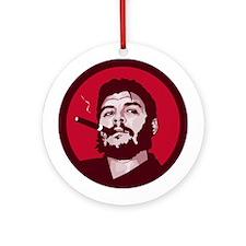 Unique Fidel Ornament (Round)