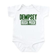 Dempsey irish pride Onesie