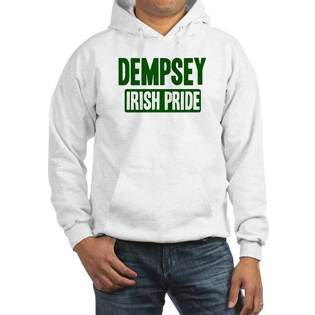 Dempsey irish pride Hooded Sweatshirt
